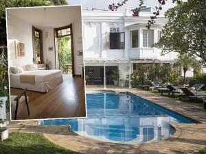 Novo hotel boutique do Rio, Mama Ruisa mistura Brasil e França