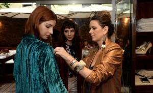 De Monica Martelli a Luisa Schroder em evento de moda no Fasano do Rio
