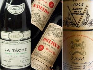 Americano vai se desfazer de parte de coleção de vinhos milionária