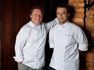 Claude e Thomas Troisgros assumem restaurante pop up em São Paulo