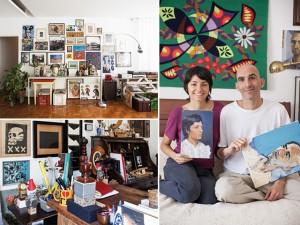 Renato De Cara abre sua casa para a Revista J.P. Pode entrar!