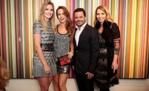 Zezé Duarte e Louis Vuitton comemoram parceria em BH