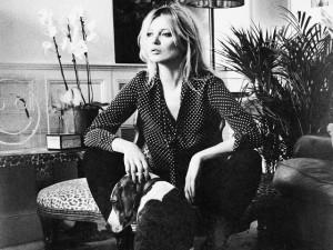 Kate Moss lança coleção para a Equipment pelas lentes de Daria Werbowy