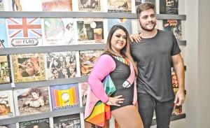 Bloco da Preta lota o Áudio Club em São Paulo