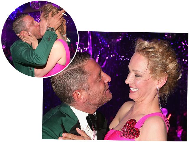 O beijo roubado || Créditos: Getty Images