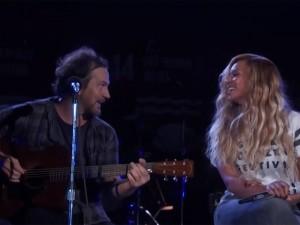 Beyoncé e Pearl Jam armam parceria? Tudo indica que sim!