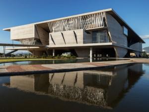 Cidade das Artes vai armar festa para delegações antes da Olimpíada