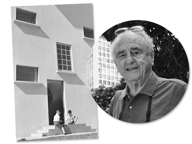 """German Lorca, e sua obra """"Apartamentos Populares"""", de 1952, comprada pelo MoMA"""