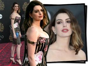 """Quer ver Anne Hathaway no tapete vermelho de """"Alice Através do Espelho""""?"""