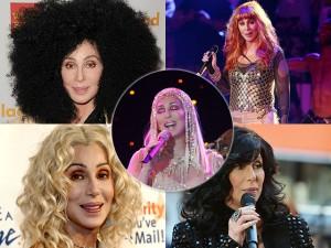Nos 70 anos de Cher, as mil cabeleiras da musa de hoje e sempre