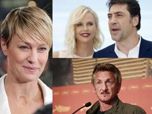 Fracasso de crítica de filme de Sean Penn é alegria de Robin Wright
