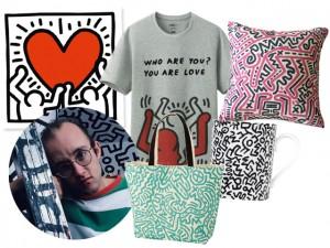 No aniversário de Keith Haring, como levar o traço do artista para casa