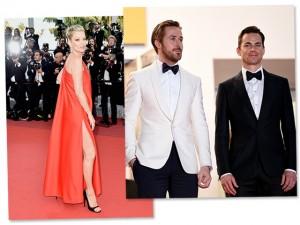 De Ryan Gosling a Kate Moss, o red carpet de Cannes nesta segunda-feira