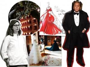 """Os bastidores de """"La Traviata"""" de Sofia Coppola com figurino de Valentino"""