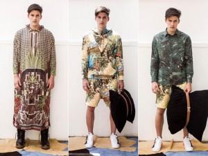 Adriana Barra cria coleção masculina em parceria com Marcelo Barbosa