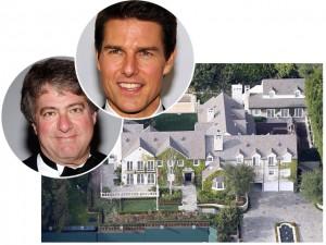 Tom Cruise segue se desfazendo de seus imóveis nos Estados Unidos