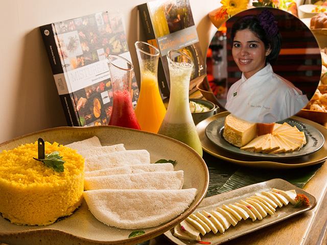 Café da manhã com sabores brasileiros no Brasil a Gosto