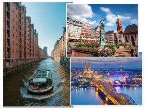 Com bate-papo sobre a Alemanha, Glamurama lista as 10 cidades mais visitadas