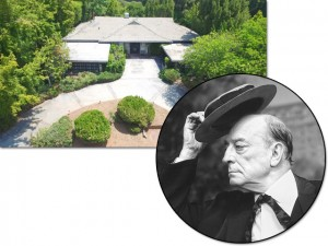 Mansão de Buster Keaton em Beverly Hills está à venda. Quanto?