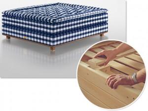 Lá em Casa: pegue no sono com as camas milionárias da Hästens