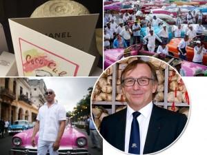 Com maior passarela do mundo, os bastidores do desfile da Chanel