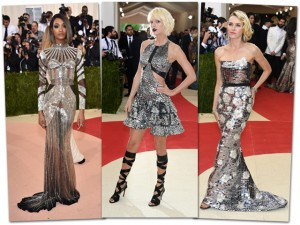 Futurismo invade o red carpet do Met Gala 2016. Aos looks!