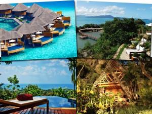 Conheça os 25 hotéis mais românticos do mundo na opinião dos viajantes