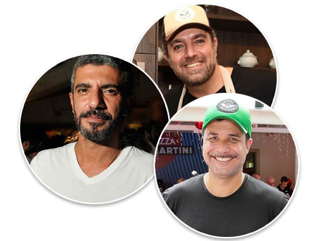 Créditos: Joao Sal, Daniela Ramiro e Ali Karakas / Divulgação