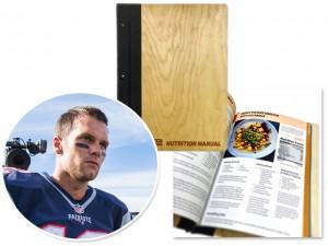 Tom Brady lança livro eco-friendly com receitas saudáveis