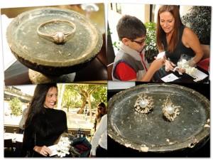 O mar de joias da Verachi no almoço de Dia das Mães do Glamurama