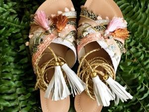 Desejo do Dia: vem de Goiânia as sandálias artesanais da Cora Atelier