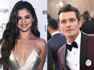 Flashback entre Selena Gomez e Orlando Bloom. E Katy Perry?