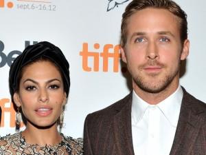 Eva Mendes e Ryan Gosling são bons de guardar segredo. Né, papais?