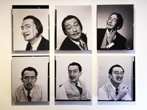 No dia do aniversário de Salvador Dalí, as variantes de seu bigode em exposição