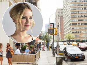 Jennifer Lawrence em busca de novo apê em Nova York. Onde?