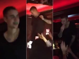 Vira, vira, virou… Bieber e Victoria Beckham soltam as feras pelo mundo