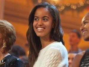 Malia Obama vai estudar em Harvard! Mas só no ano que vem…