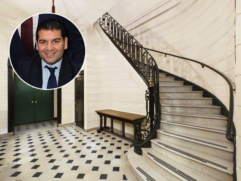 Edmond Moise Safra compra mansão de mais 1,5 mil metros quadrados em NY