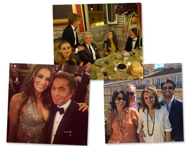 Almoços e jantares em torno da estreia de La Traviata  ||  Créditos: Reprodução Instagram