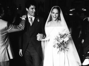 O sim de Lady Charlotte Wellesley e Alejandro Santo Domingo