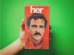 Um apaixonado por cinema transforma lançamentos em fitas VHS