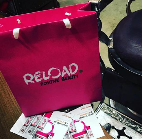 Reload Posite Beauty marcou presença no encontro de Poder