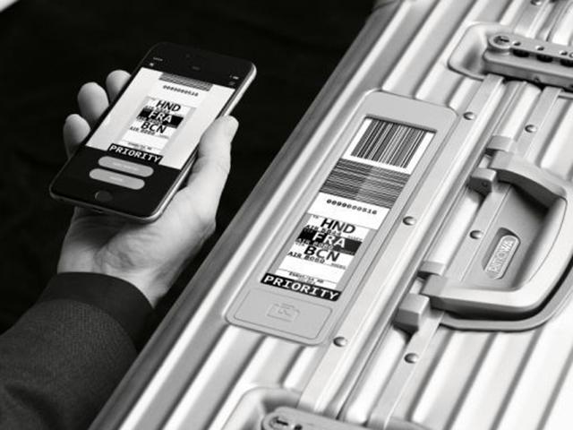 A conexão entre a tag e seu smartphone é feita por Bluetooth