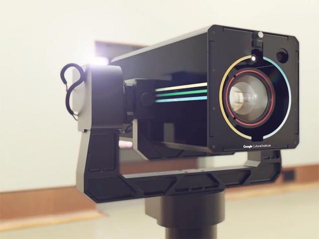 A super câmera do Google
