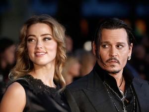 Amber Heard e Johnny Depp se separam. E vai ter briga nos tribunais…