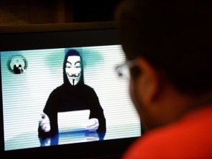 Grupo de hackers promete promover o caos nos próximos trinta dias