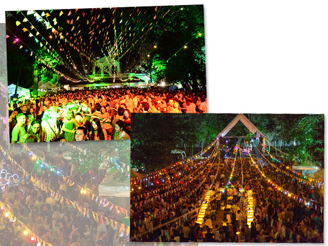O Arraial da Cidade, festa da Tatiana Monteiro de Barros, em parceria com a Multicase e Miller deve receber 20 mil pessoas este ano