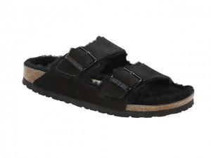 Desejo do Dia: Birkenstock de pelúcia para manter os pés quentinhos
