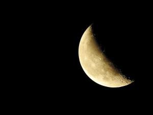 Lua Crescente em Marte e Saturno nos enche de energia