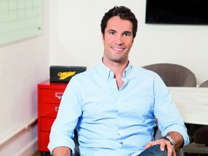O carioca Flavio Sarahyba entrega seu roteiro pelo mundo e pelo Rio